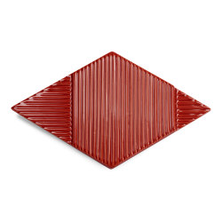 Tua Stripes Fire | Ceramic tiles | Mambo Unlimited Ideas