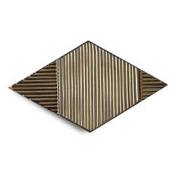 Tua Stripes Gold | Baldosas de cerámica | Mambo Unlimited Ideas