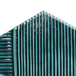 Tua Stripes Jade | Baldosas de cerámica | Mambo Unlimited Ideas