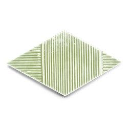 Tua Stripes Lime | Ceramic tiles | Mambo Unlimited Ideas