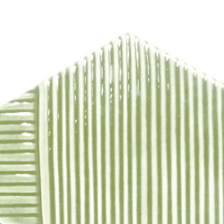 Tua Stripes Lime | Keramik Fliesen | Mambo Unlimited Ideas