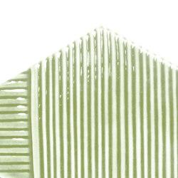 Tua Stripes Lime | Piastrelle ceramica | Mambo Unlimited Ideas