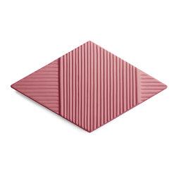 Tua Stripes Malva Matte | Ceramic tiles | Mambo Unlimited Ideas