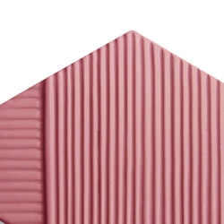 Tua Stripes Malva Matte | Piastrelle ceramica | Mambo Unlimited Ideas