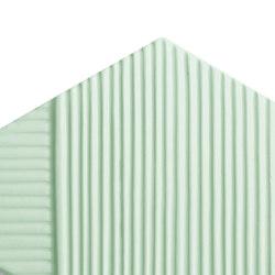 Tua Stripes Mint Matte | Baldosas de cerámica | Mambo Unlimited Ideas