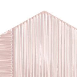 Tua Stripes Rose | Ceramic tiles | Mambo Unlimited Ideas