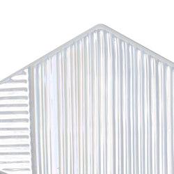 Tua Stripes White Lustre   Ceramic tiles   Mambo Unlimited Ideas