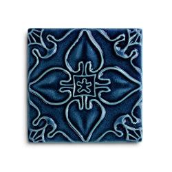 Pattern Deep Blue | Ceramic tiles | Mambo Unlimited Ideas