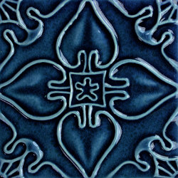 Pattern Deep Blue | Ceramic tiles | Mambo Unlimited Ideas