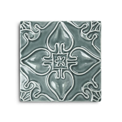 Pattern Teal | Ceramic tiles | Mambo Unlimited Ideas