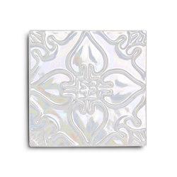 Pattern White Lustre | Ceramic tiles | Mambo Unlimited Ideas