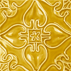 Pattern Yellow | Ceramic tiles | Mambo Unlimited Ideas