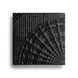 Gaudí Black | Ceramic tiles | Mambo Unlimited Ideas