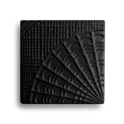 Gaudí Black Matte | Ceramic tiles | Mambo Unlimited Ideas