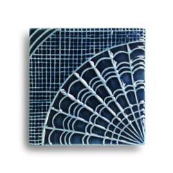 Gaudí Deep Blue | Ceramic tiles | Mambo Unlimited Ideas