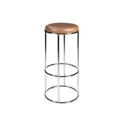 Cylinder bar stool | Taburetes de bar | Svedholm Design