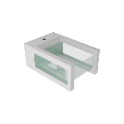 Glass | Bidets | GSG Ceramic Design