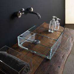 Glass | Lavabi | GSG Ceramic Design