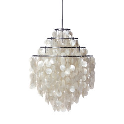 Fun Mother of Pearl 0DM | Pendant | Suspended lights | Verpan