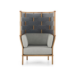 Bower Armchair | Sillones | nau design