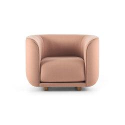 Fat Tulip Armchair | Sillones | nau design