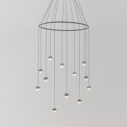 Dora P12 Pendant Lamp | Suspended lights | SEEDDESIGN