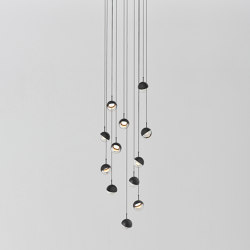 Dora P12 Pendant Lamp | Suspensions | SEEDDESIGN