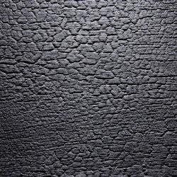 Burned Wood Alpi Black matte lacquered | Placages bois | VD Werkstätten