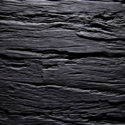 Chopped Wood Alpi Black | Wood veneers | VD Werkstätten