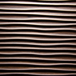 Dune Alpi Oak chocolate | Chapas de madera | VD Werkstätten