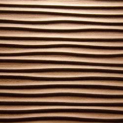Dune Alpi Walnut | Chapas de madera | VD Werkstätten