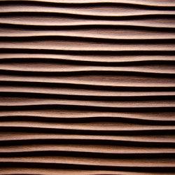 Dune Heartwood walnut | Chapas de madera | VD Werkstätten