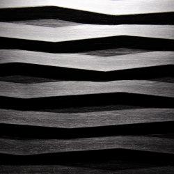 Flame Alpi Black | Chapas de madera | VD Werkstätten