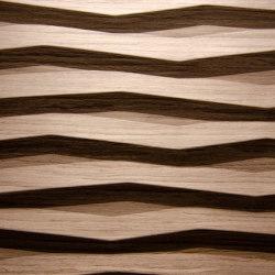 Flame Alpi Walnut | Placages bois | VD Werkstätten