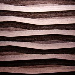 Flame Heartwood walnut | Placages bois | VD Werkstätten
