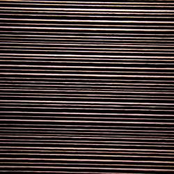 Groove Heartwood walnut | Placages bois | VD Werkstätten