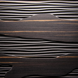 Python Alpi Maro Ebony | Placages bois | VD Werkstätten