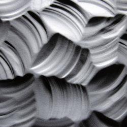 Rocks Silver Real metal | Piallacci legno | VD Werkstätten