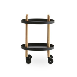 Block table | Side tables | Normann Copenhagen