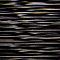 Sisal Alpi Ebony Maro | Chapas de madera | VD Werkstätten