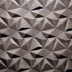 Small Diamond Oak grey | Placages bois | VD Werkstätten