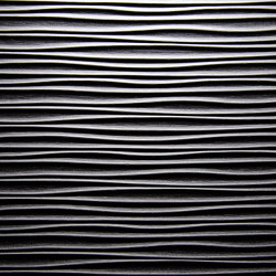 Wave Alpi Black | Wood veneers | VD Werkstätten