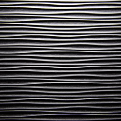 Wave Alpi Black | Piallacci legno | VD Werkstätten