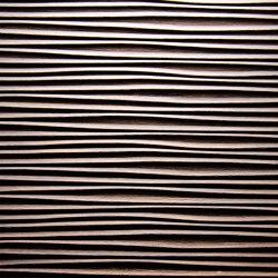 Wave Alpi Chocolate | Wood veneers | VD Werkstätten
