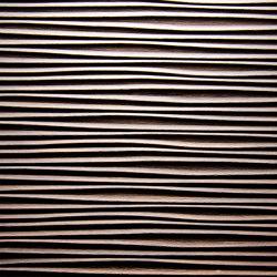 Wave Alpi Chocolate | Chapas de madera | VD Werkstätten