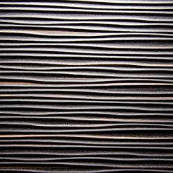 Wave Alpi Maro Ebenholz | Holz Furniere | VD Werkstätten