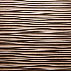 Wave Alpi Walnut | Wood veneers | VD Werkstätten
