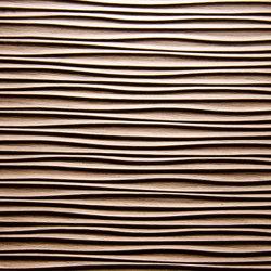 Wave Alpi Walnut | Placages bois | VD Werkstätten