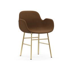 Form Armchair | Sillas | Normann Copenhagen