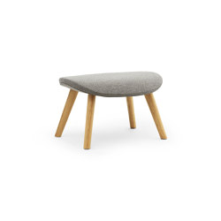 Hyg Footstool | Stools | Normann Copenhagen